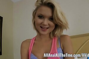 Ash-blonde Nubile Dakota Skye Gets Booty Opened up and Worshiped on AllAnal