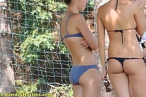 Steaming Swimsuit Teenagers Blend 1