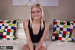 Tiny Teenage Madison Hart Gets A Internal ejaculation In Her Barely legal Gash