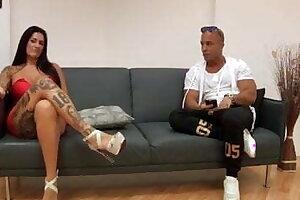 Antonio Aguilera meets and fucks another TV Celeb