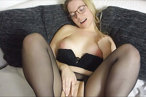 JuleStern - The stepbrother likes the torn stockings
