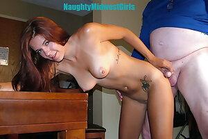 Kira Avon - Hot Body Stepdaughter Creampie
