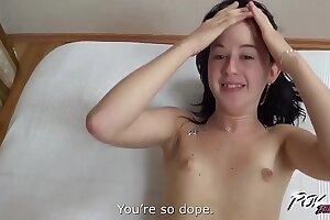 Lolipop pornstar show the beast inside her