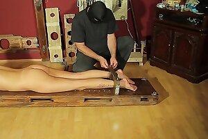 Wax torture