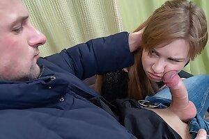 DEBT4k. Youthful debtor pays for debts using tender gullet