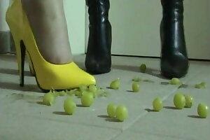Fruit Crushing ...